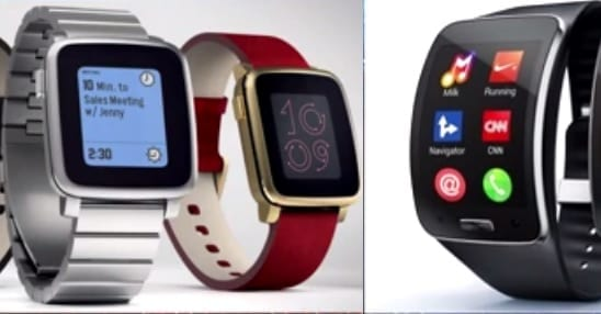 smartwatches insurance news wearable technology