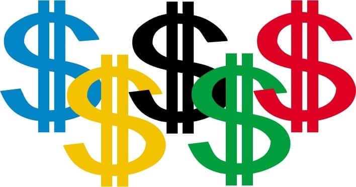 Olympics insurance news