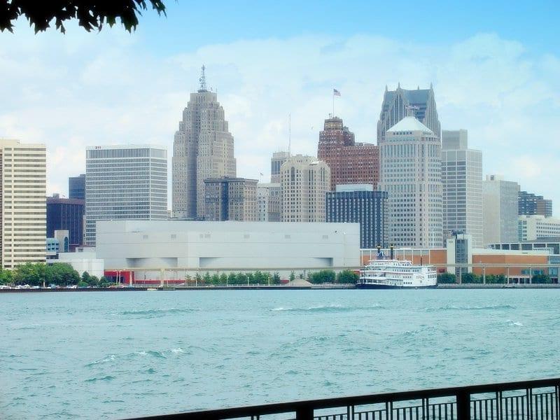detroit michigan insurance rates