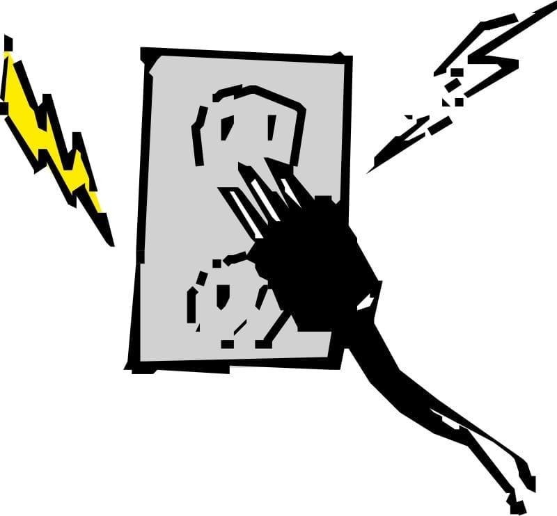 auto insurance losses power grid electricity blackout electric car