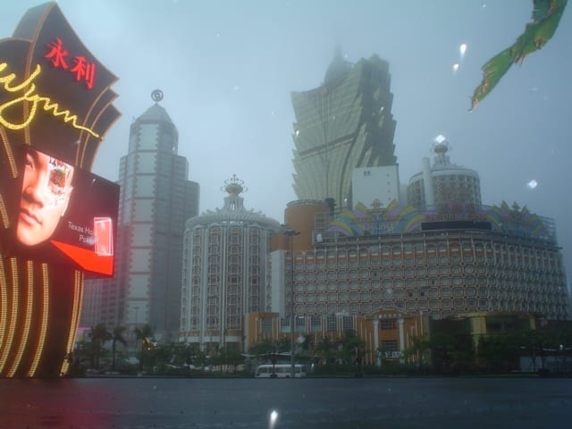 Macau Casino abductions insurance news