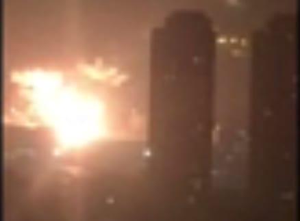 Tianjin explosion China insurance news
