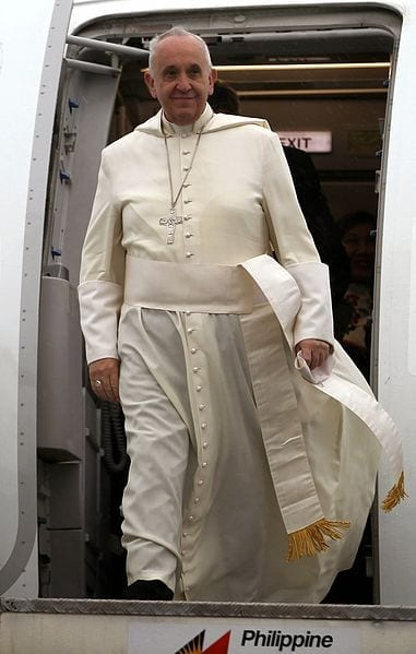 Pope Francis insurance news