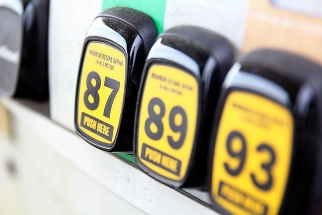 gas prices pump fuel auto insurance