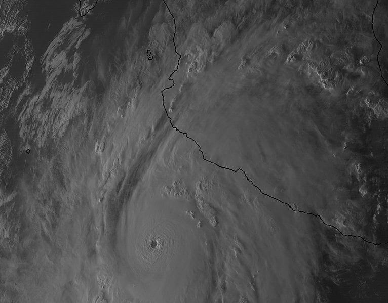 Hurricane Patricia 2015 Mexico