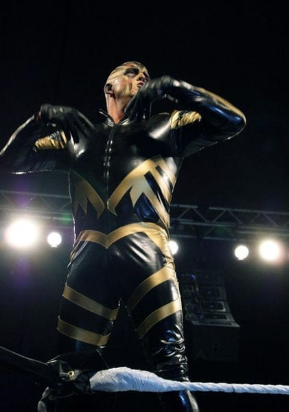 Goldust WWE medical insurance