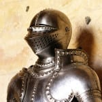 Knight armor LARP insurance policy