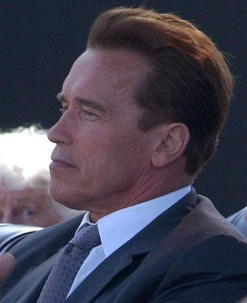 Arnold Schwarzenegger California insurance industry trends