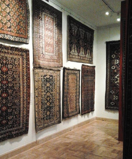 Best Practices for Valuing Oriental Rugs