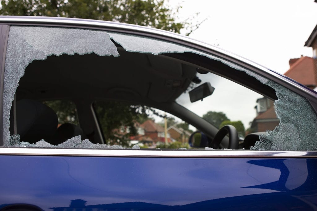 bigstock Smashed Safety Glass In A Car 159220