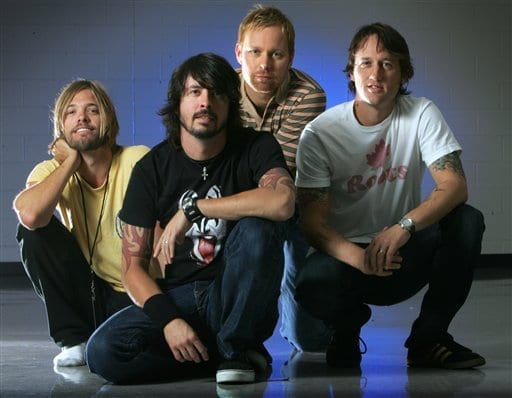 Foo Fighters Lloyd's of London insurance lawsuit