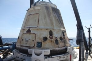 SpaceX rockets spacecraft technology