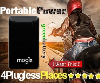 Mogix Power Bank For Smartphones and Tablets