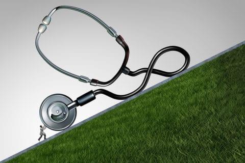 health insurance companies market