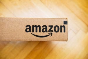 Amazon Home Insurance - Amazon box