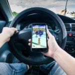 pokemon go accidents driving