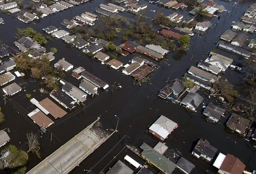 hurricane flood insurance