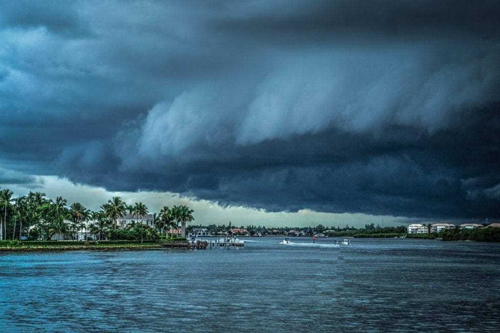 cost of hurricanes to insurance