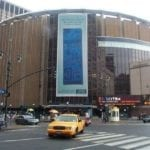 Madison Square Garden New York City athlete insurance