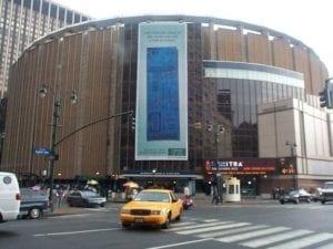 Madison Square Garden New York City athlete insurance