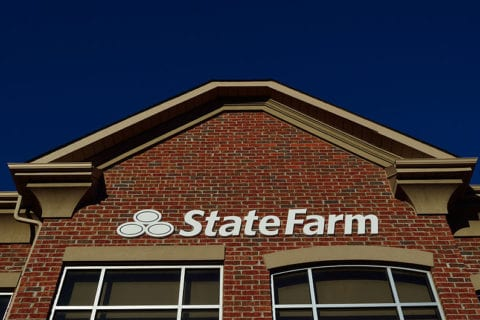 California State Farm Insurance Rate Notice of Noncompliance