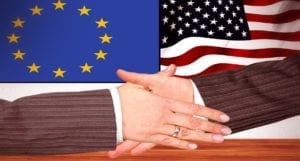 european union EU american USA united states transatlantic insurance market