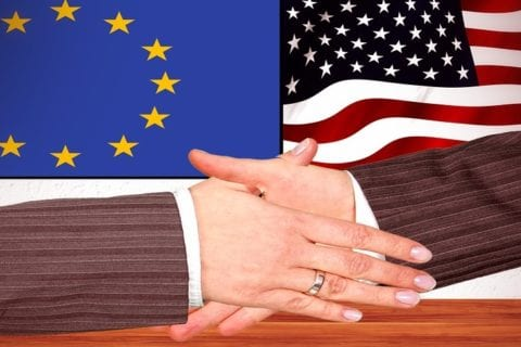 european union EU american USA united states transatlantic insurance market
