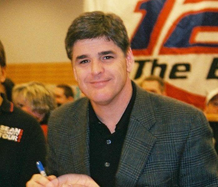 Sean Hannity USAA insurance advertising
