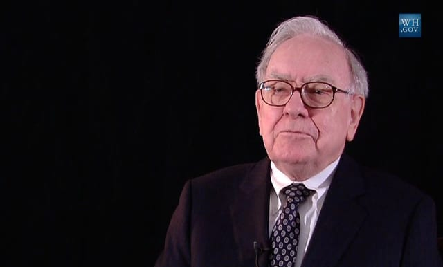 Warren Buffett Berkshire Hathaway insurance business