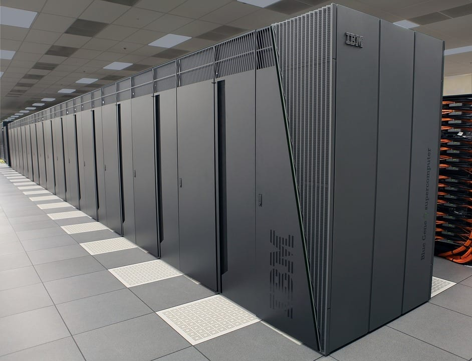 IBM Supercomputer - smart contract insurance
