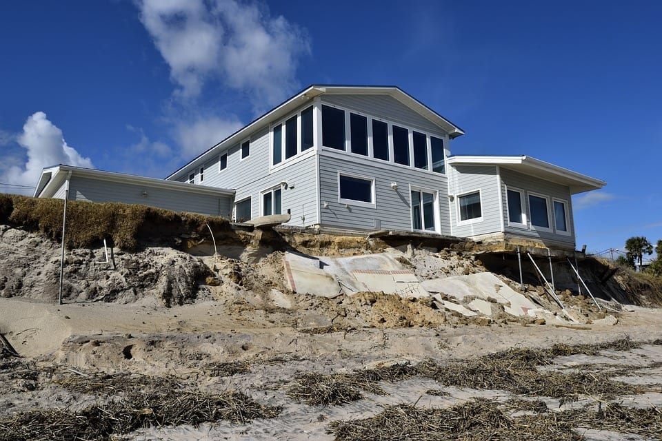 Tropical Storm Cindy flood insurance