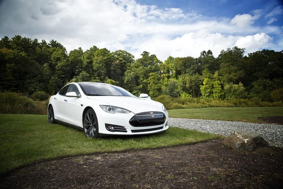 Tesla Model S insurance industry crash test
