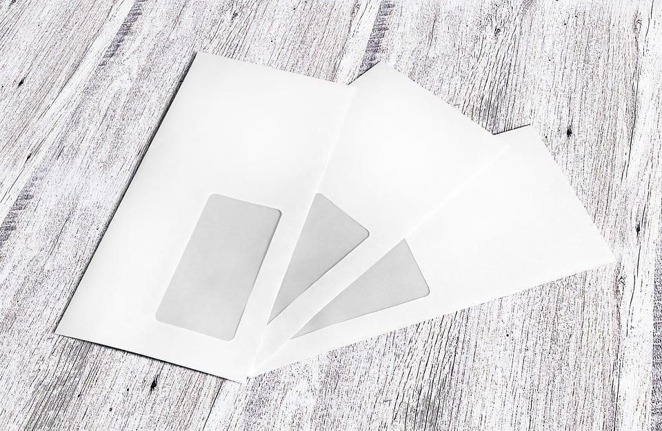 aetna insurance customers envelope window