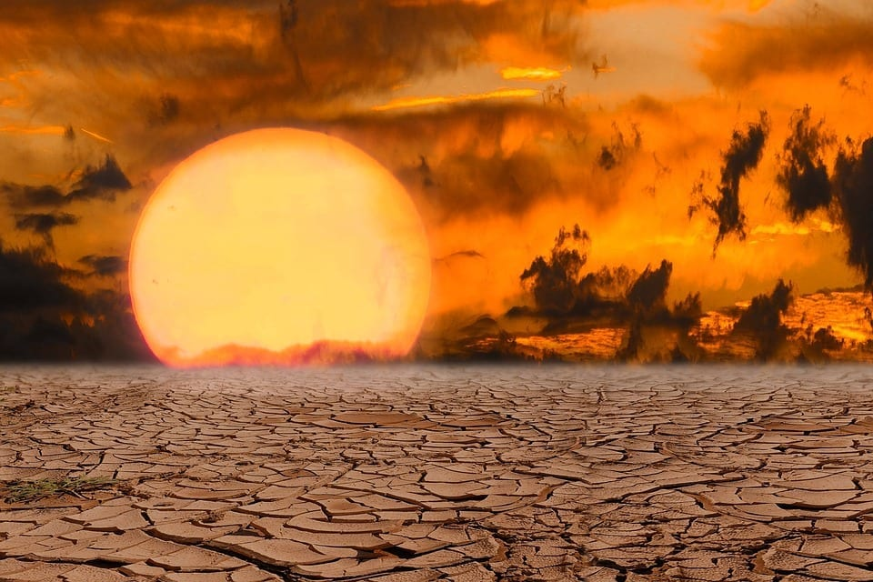 climate change extreme weather drought storms