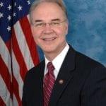 Tom Price health and human services secretary