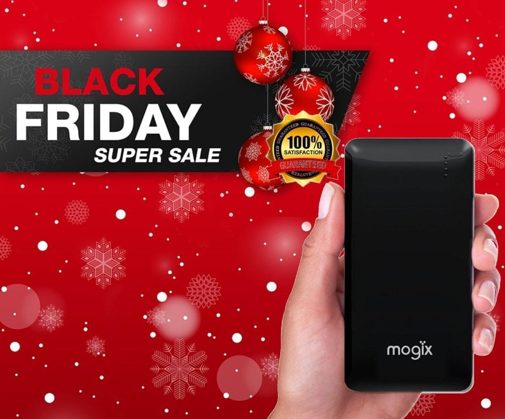 Black friday mogix insurance agent gift