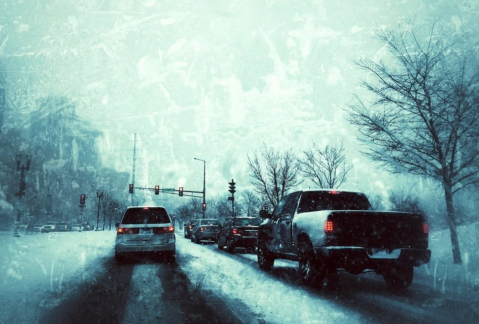 winter driving self driving cars