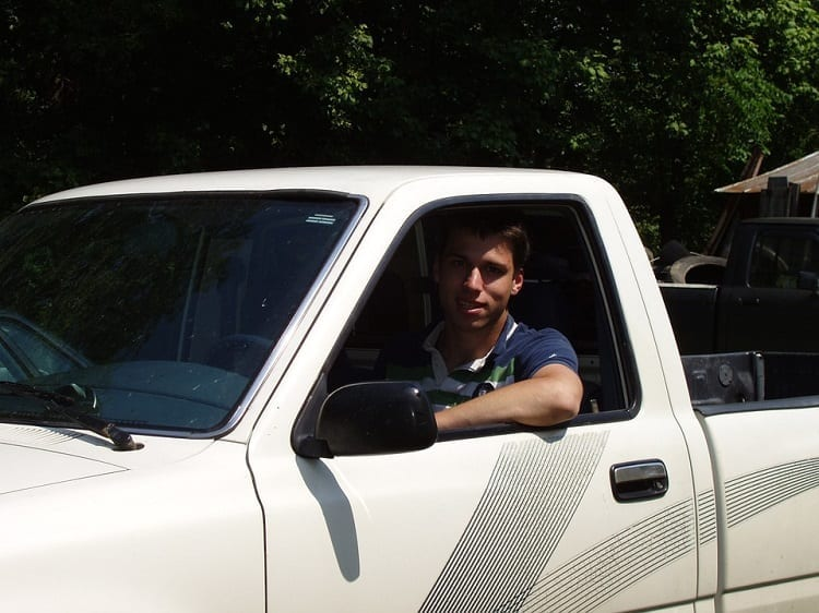 driver auto pickup truck federal insurance bill