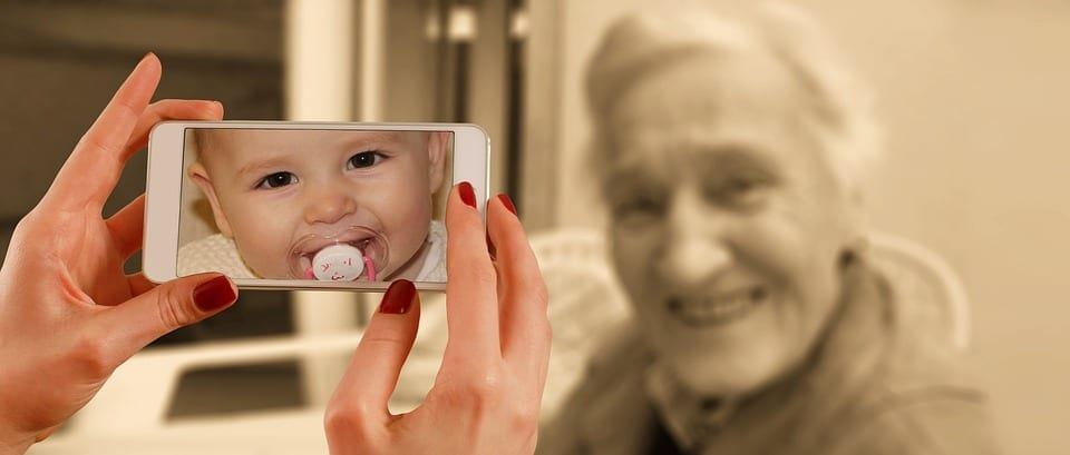 gerber life insurance nestle phone elderly senior baby