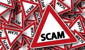 Car insurance company - Scam Alert