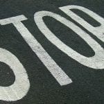 Idaho health insurance plans - Stop Sign on Road