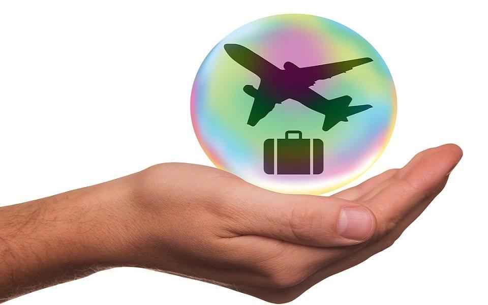 Travel insurance shortfalls - Hand - Airplane