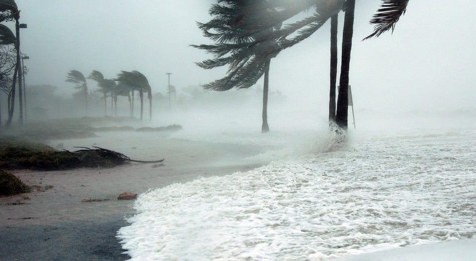 Hurricane Preparedness Week - Hurricane in Key West