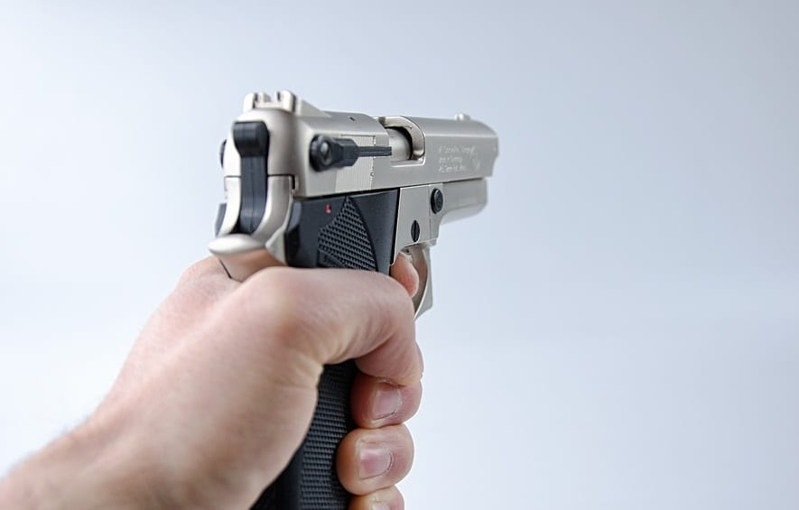 NRA Branded Insurance Program - Gun - Weapon - pistol