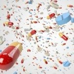 Health insurance trends - Pills - pain killers - drugs