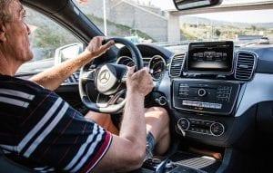 Senior auto insurance - Senior Driver - Mercedes-Benz