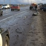 4th of July Accidents - Highway Car Crash