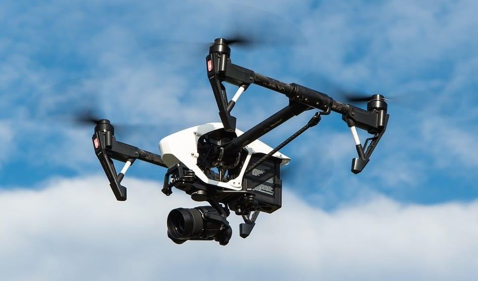 Insurance Drone Use - Drone