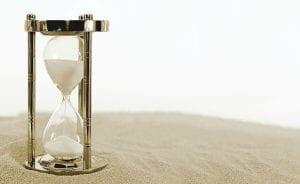 National Flood Insurance Program - Hourglass - Time