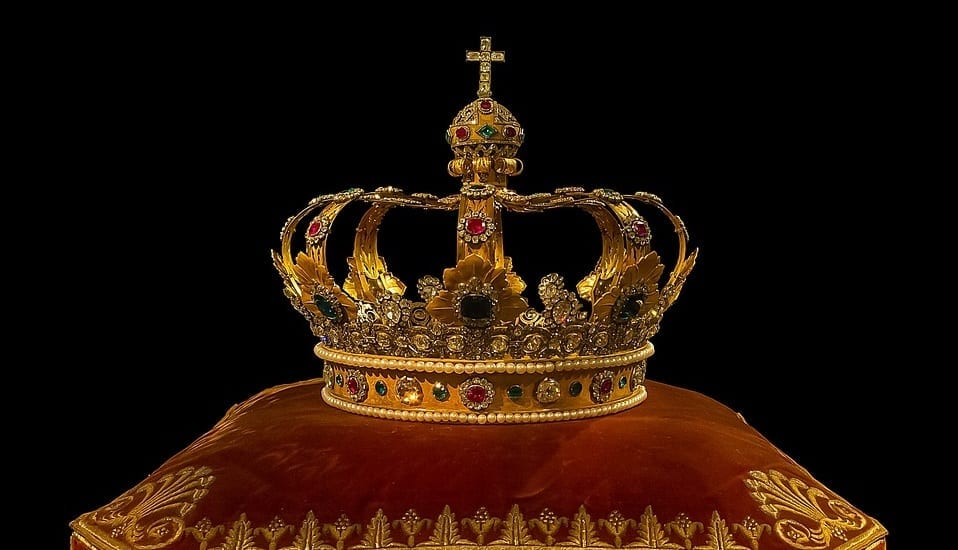 Swedish Crown Jewels - Crown